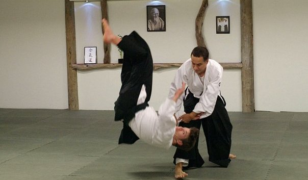 Aikido Classes in Auckland